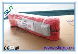 2018 El poliéster Eslinga redonda 5t*3m de color rojo con Ce/GS