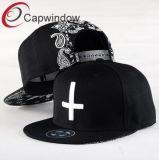 Chapeau de Snapback de mode avec l'impression arrière