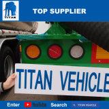 タイタン販売50トンのセメントのばら積み貨物船のセメントのタンカーの粉のタンカーのパキスタン