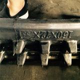 Pistes en caoutchouc d'excavatrice pour le PC 02-1A (150*72*33)