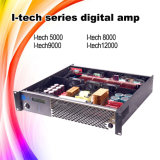 私技術12000のクラスDの専門の電力増幅器