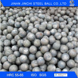 セメントの建築材料のための高いクロム鋳造の粉砕の球