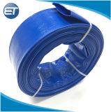 OEM y ODM de tamaño personalizado/Color/presión del tubo de PVC Tubo plano laicos
