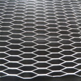 Lo strato di alluminio ha perforato il metallo in espansione alzato delle lamine di metallo