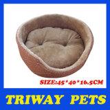 رخيصة مستطيل فانل كلب سرير ([و161035])