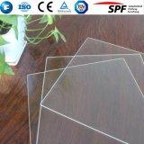 zonneGlas van het Glas van het Glas van het Blad van 3.2mm het Aangemaakte