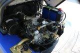 2.5 톤 LPG 가솔린 엔진 지게차, 가득 차있는 자유로운 돛대, 옆 교대, 자동 변속 장치
