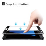 3D側面の接着剤のSamsung S7の端のための熱い曲がる移動式緩和されたガラススクリーンの保護装置