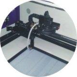 Автоматическое позиционирование Label режущей машины швейные машины