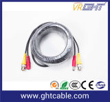 Системы видеонаблюдения кабель с разъемами BNC & DC заглушки для монитора и камеры с помощью