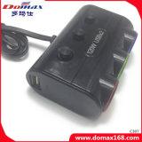 マルチ3 Scokets力ポート車の充電器のタバコのライター