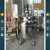 En acier inoxydable de détergent en poudre mélangeur de chauffage électrique