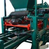 Pietra per lastricati Qt4-20 che rende a macchina la piccola macchina per fabbricare i mattoni