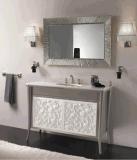 Étage chaud moderne de modèle de l'effet 2016 le plus neuf restant la vanité de salle de bains de PVC (BC-061)