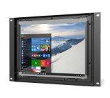 Monitor del LCD del marco abierto de 9.7 pulgadas con el tacto resistente 5-Wire