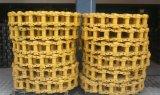 Ligações Chain da trilha da maquinaria de construção para as peças da lagarta da estrutura da escavadora da máquina escavadora