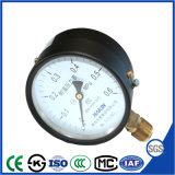 Heat Resistant Presses Gauge Manometer with Economical Type