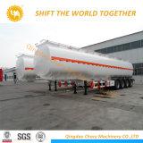 반 4개의 차축 연료 유조선 기름 디젤 엔진 수송 탱크 트레일러
