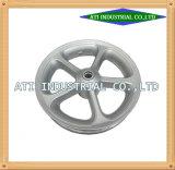 CNC die Delen machinaal bewerken die van het Lassen van Delen de Aluminium Gesmede Delen machinaal bewerken