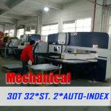 Qingdao Dadong 4 EJES CNC Máquina de Prensa punzonadora de metal