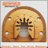 лезвие вырезывания этапа удаления Grout карбида 70mm для инструментов Fein