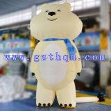 Modèle d'animal gonflable pour animaux de compagnie / Publicité