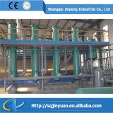De hoge Machine van de Distillatie van het Recycling van de Olie van de Motor van het Afval van de Opbrengst van de Olie Zwarte