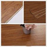 Plancher recouvert de vinyle de conception en bois de 5,5 mm