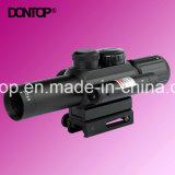 4X25 het korte Werkingsgebied M6 Riflescope van het Geweer met Laser