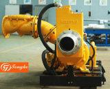 Bomba de cebado automático para pozo de señalización y bombeo de sumidero