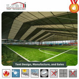 Estrutura em liga de alumínio móvel grande piscina do Estádio de Futebol de tenda montada