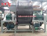 판매를 위한 고무 타이어 슈레더 기계