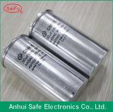 Начните конденсатор формы штепсельной вилки Cbb65 конденсатора алюминиевый двойной цилиндрический