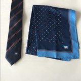 Cravates en soie avec Madame assortie Scarves