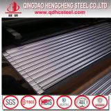 Feuilles de toiture en métal de construction pour la remise de prix