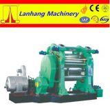 Película do elevado desempenho Xy-4f 1120 & máquina de calandragem do rolo da folha 4