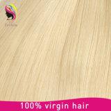 De hete het Verkopen 8A Uitbreiding van het Menselijke Haar van de Kwaliteit 613# Blonde Rechte