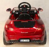 Езда на автомобиле с дистанционным управлением 2.4G с двойными местами