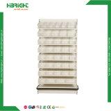 Rack de Exibição do armazenamento de drogas de farmácia com gavetas