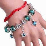 Form Facotry bördelt Großhandels-DIY Schmucksache-Kristall Armband
