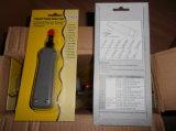 ワイヤーカッターの影響の穿孔器はTernimalのブロック(T5024)のために用具を使う