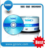 Disco registrable Write-Once de los media en blanco de DVD 16X 4.7GB