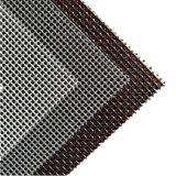 0,9 mm en acier inoxydable X 11 maille écran de la fenêtre de sécurité à toute épreuve