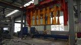 全生産ラインのための機械を作るAACのブロック