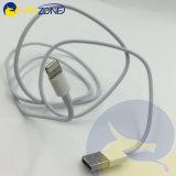 Cable original del USB del cargador de los datos de Mfi para el iPhone 6