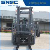 Prix à moteur diesel de chariot élévateur de conteneur de Snsc 3ton