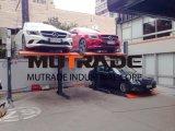 Voiture Mutrade Double Stacker 2 postes de stationnement simple système de relevage hydraulique