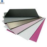 PVDF revêtement en matériau composite en aluminium ACP ACP pour revêtement mural incassables