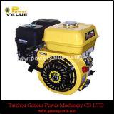 쉬운 Start Air Cooled 7HP 210cc Petrol Engine (ZH210)