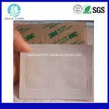 Étiquette imperméable à l'eau de pare-brise d'IDENTIFICATION RF de qualité